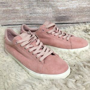 NWT H&M pink sneakers